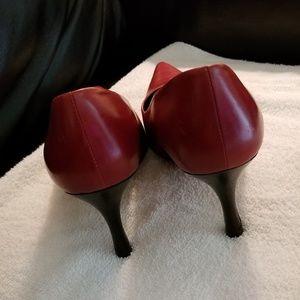Etienne Aigner Shoes - Dark red Etienne Aigner pumps